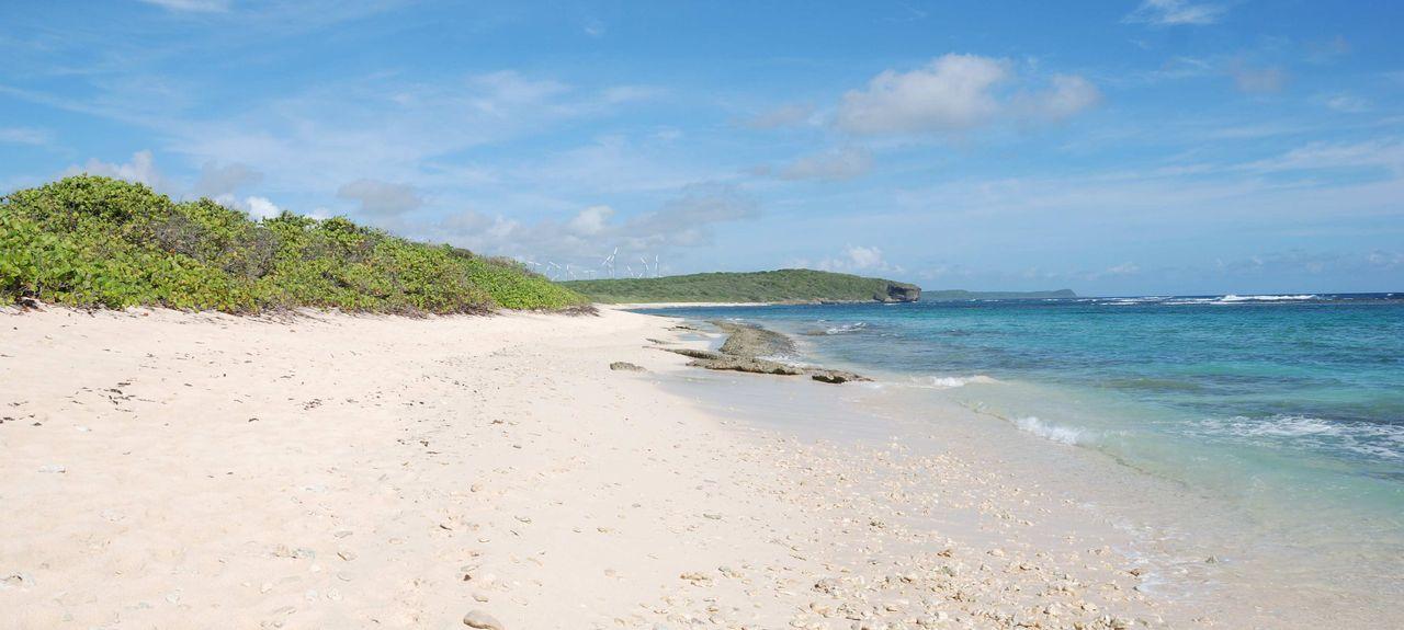 Plage de Sainte-Anne, Sainte-Anne, Grande-Terre, Guadeloupe
