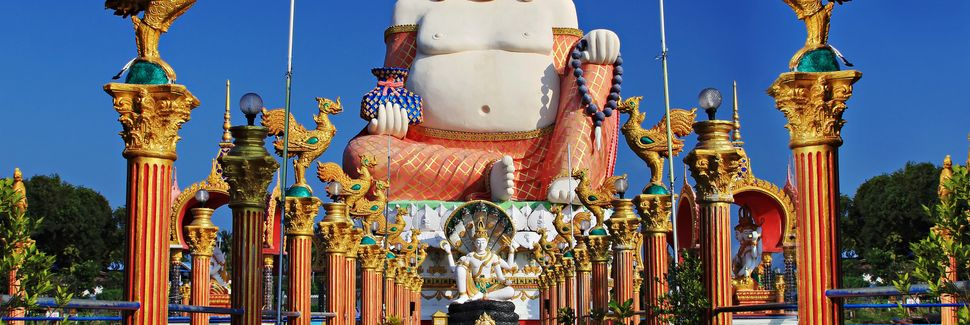 Ko Samui, Surat Thani, Thaimaa