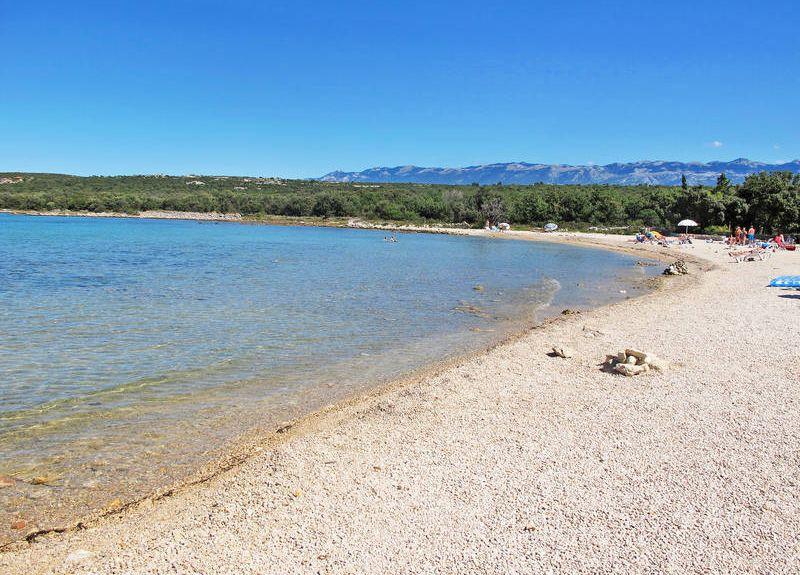 Zrćen ranta, Pag, Zadarin piirikunta, Kroatia