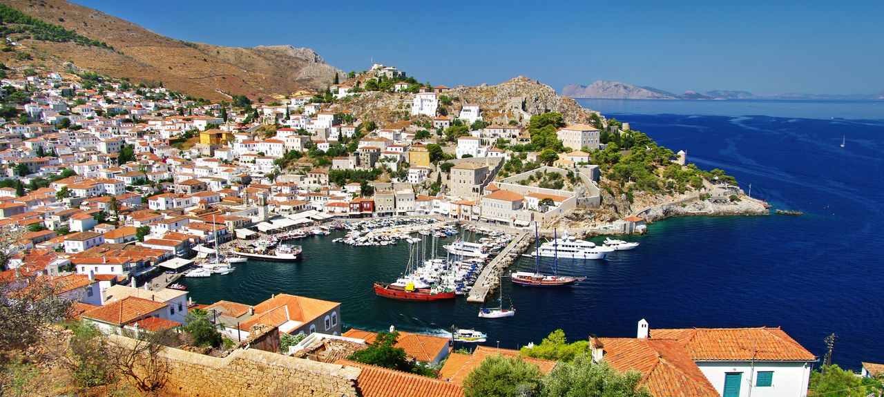Hydra, Idra, Greece