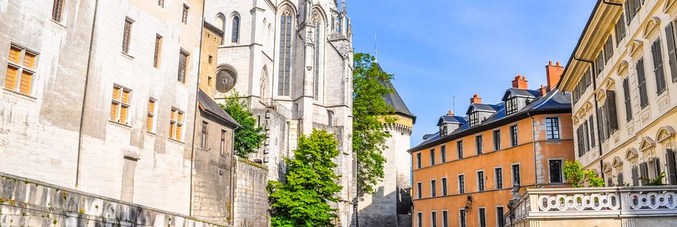 Chambéry, France