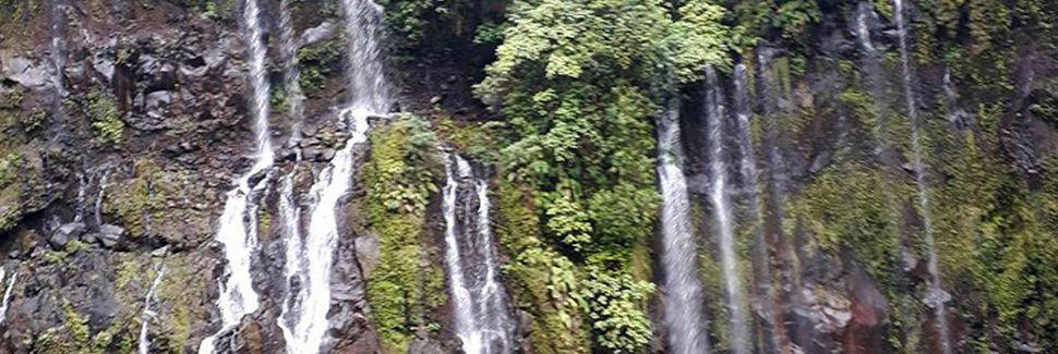 Montvert-les Bas, Saint Pierre, L'île de la Réunion