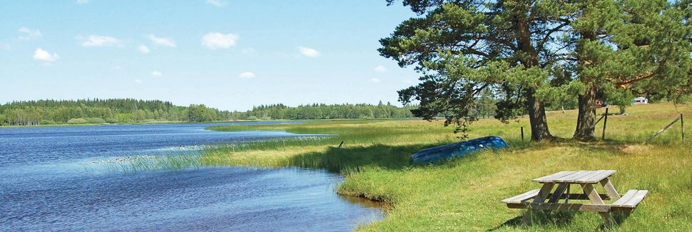 Lammhult, Kronobergs län, Zweden