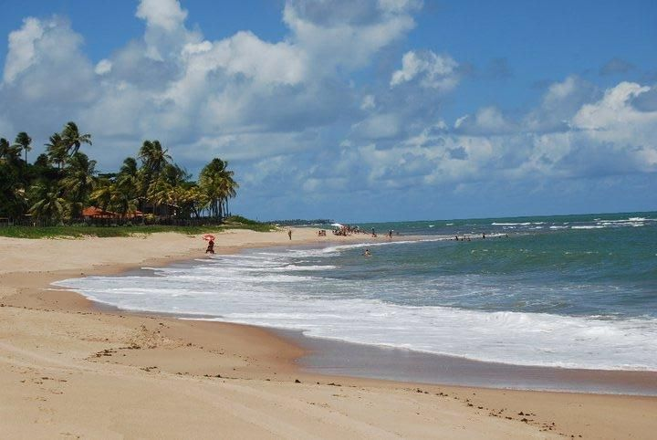Centro, Guarajuba, Camaçari, Bahia, Brasil