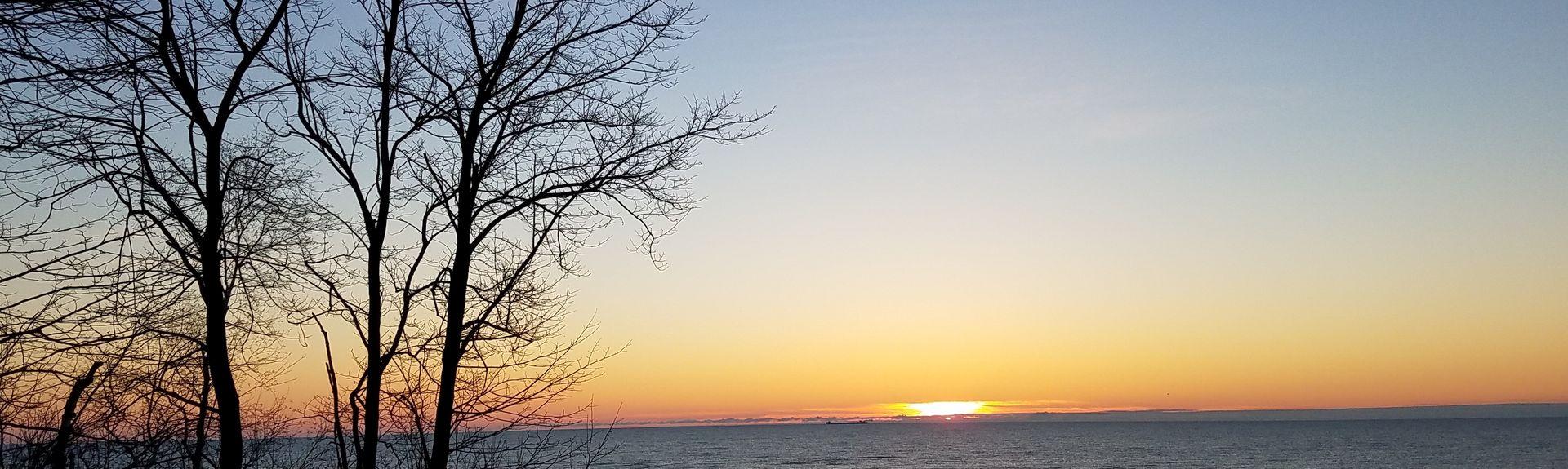 Harbor Beach Lighthouse, Harbor Beach, Michigan, United States of America