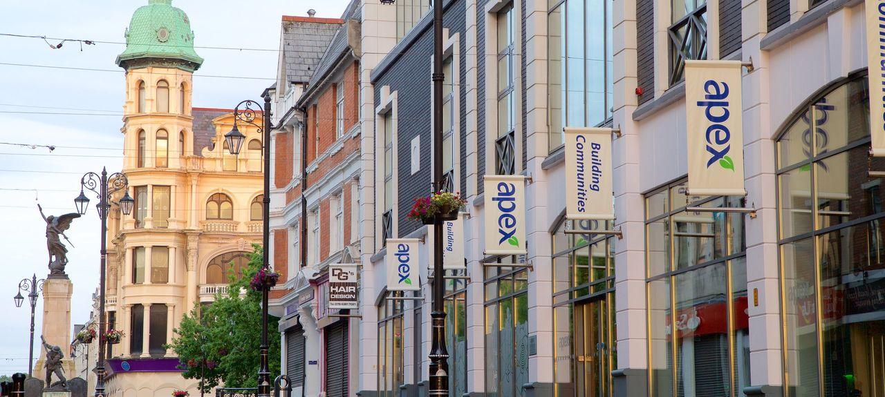 Londonderry, Derry, UK