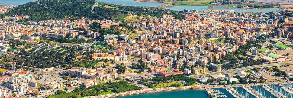 CA, Sardinien, Italien