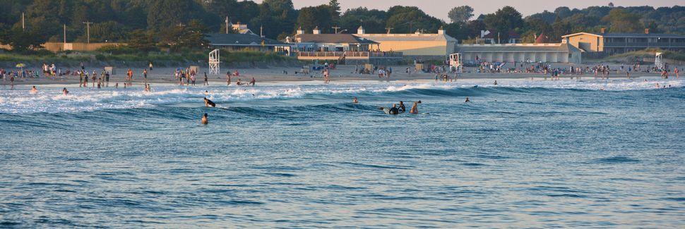 Narragansett Beach, Narragansett, RI, USA