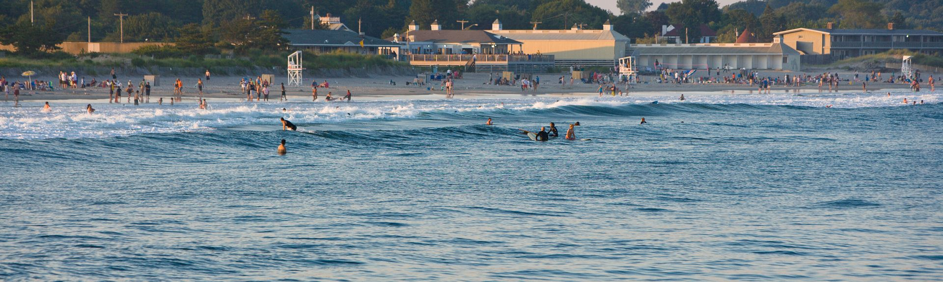 Narragansett Beach, Narragansett, Rhode Island, United States of America