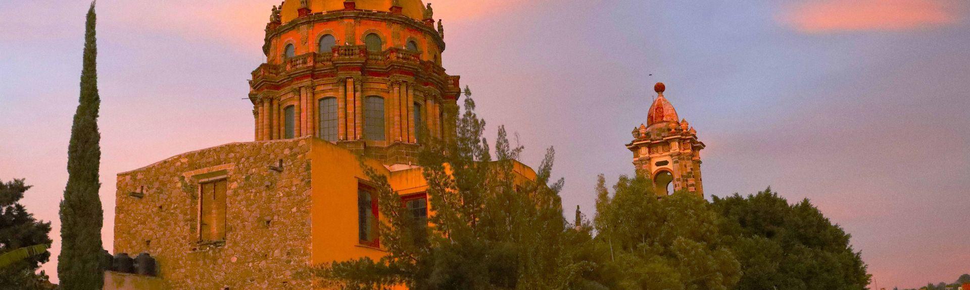 Colonia San Raphael, San Miguel de Allende, Guanajuato, Mexico