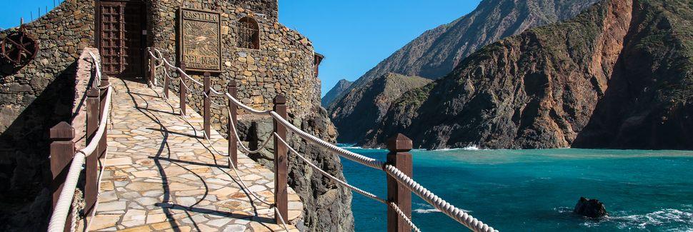 La Gomera, Canarias, España