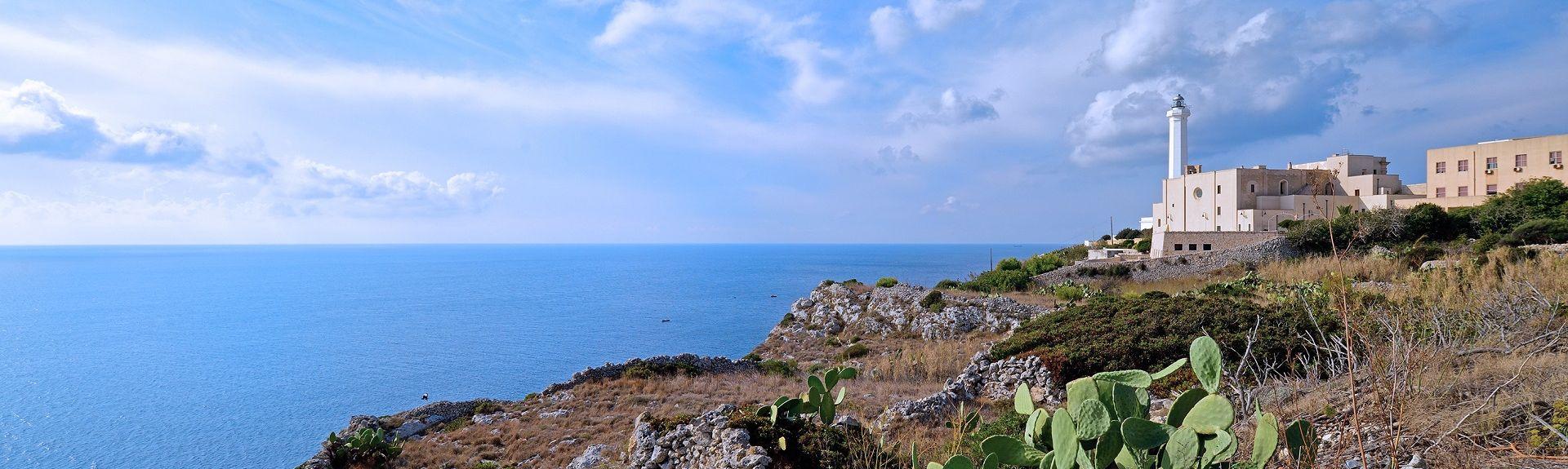 Minervino di Lecce, Puglia, Italia