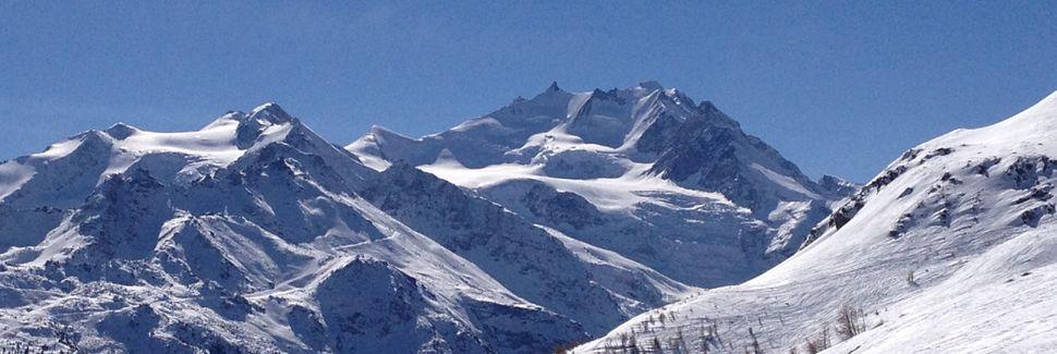 Lötschenin laakso, Blatten, Valais, Sveitsi
