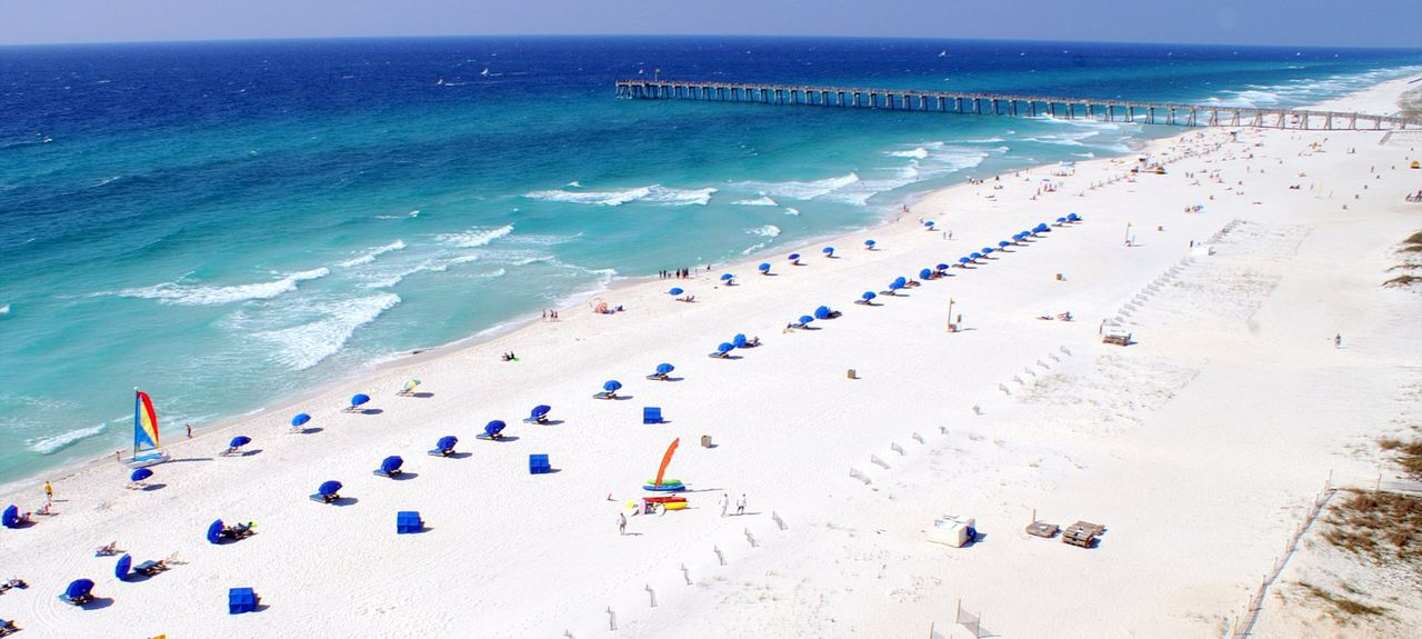 Pensacola Beach Fl Usa