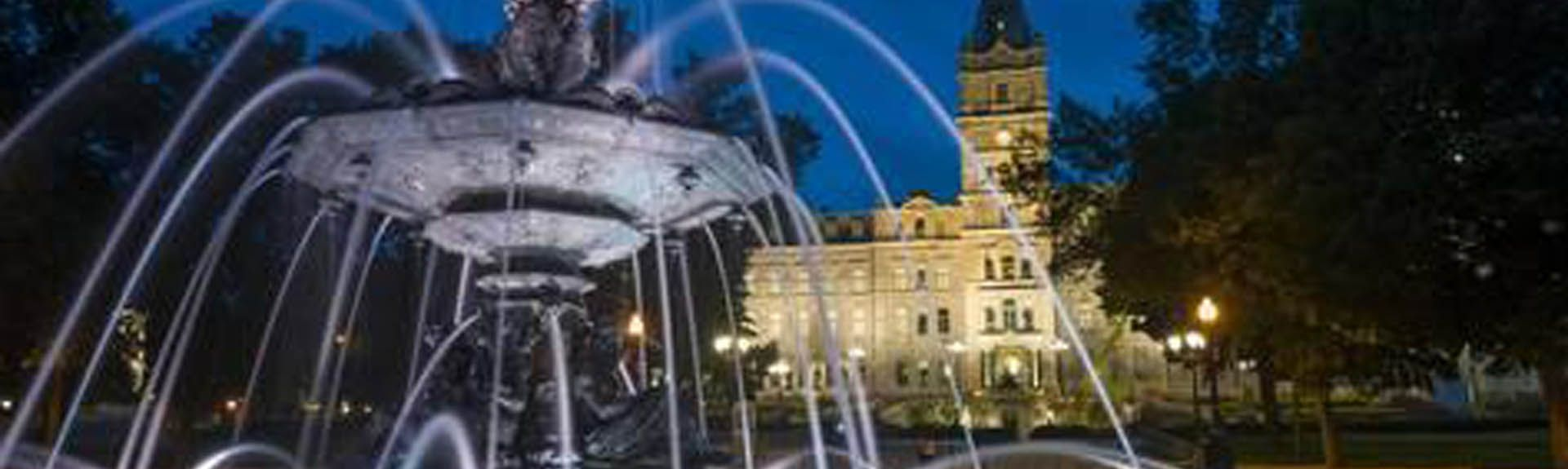 Quebec Gamle Kabelbane, Québec, Québec, Canada