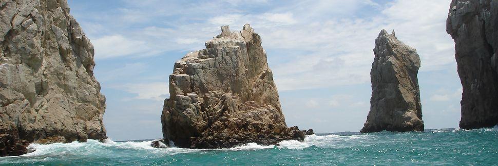 Cerro de Los Venados, Cabo San Lucas, Baja California Sur, Meksiko