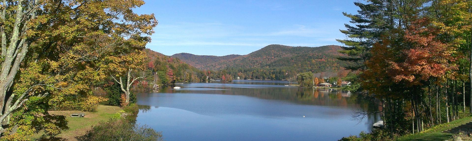 Quechee State Park, Hartford, Vermont, United States