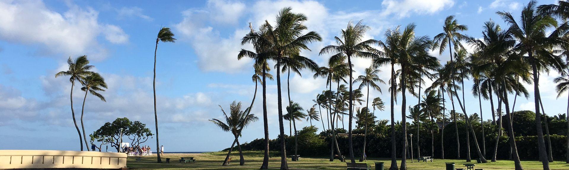 Magic Island, Honolulu, HI, USA