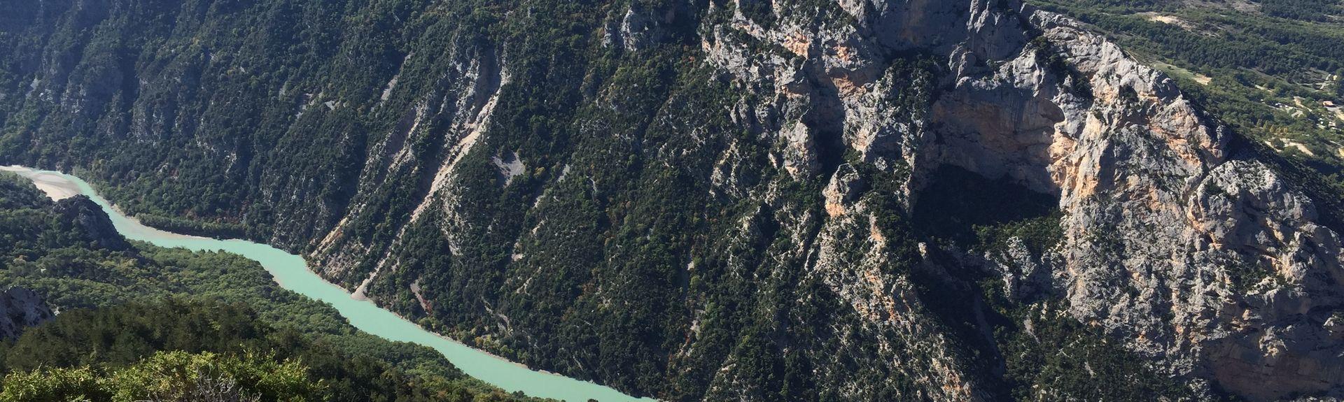 Le Castellard-Mélan, Alpes-de-Haute-Provence (department), France