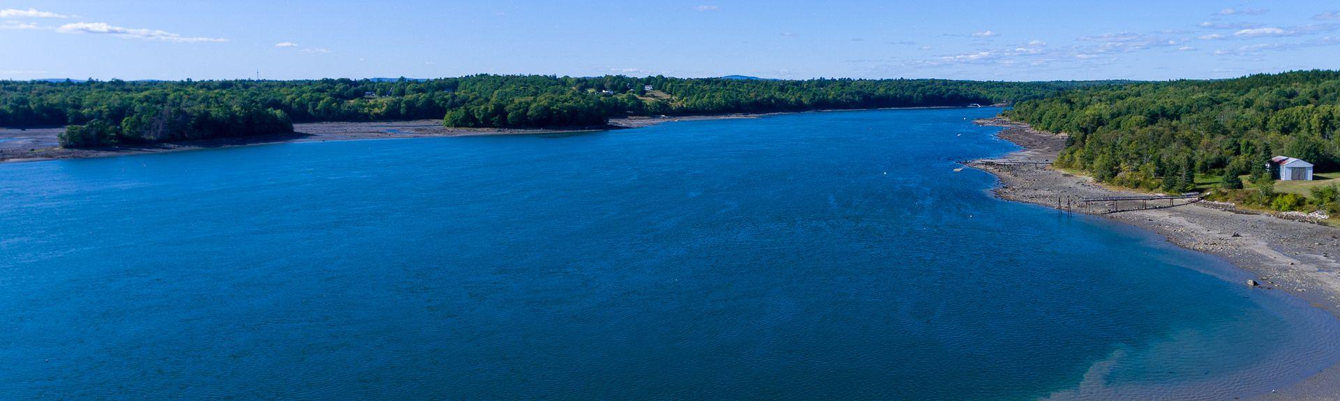 Camden Hills State Park, Camden, Lincolnville, Maine, Verenigde Staten