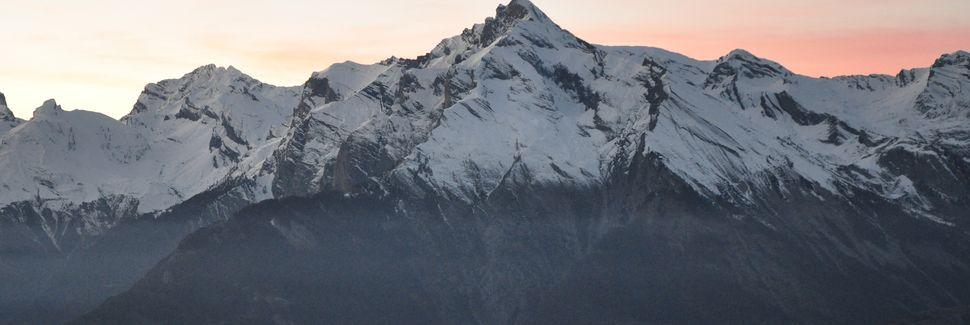 Anniviers, Valais, Suisse
