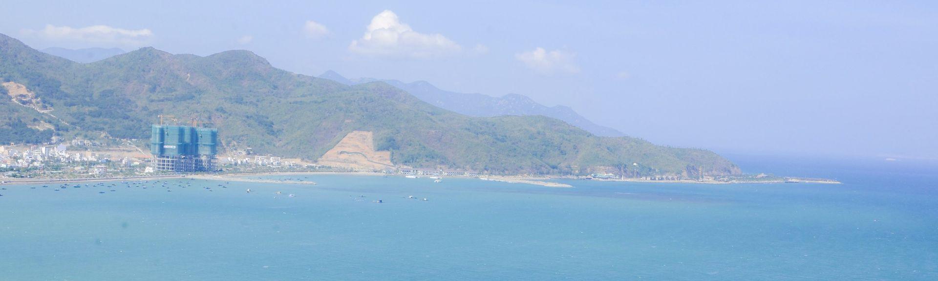Vinpearl Beach, Nha Trang, Vietnam