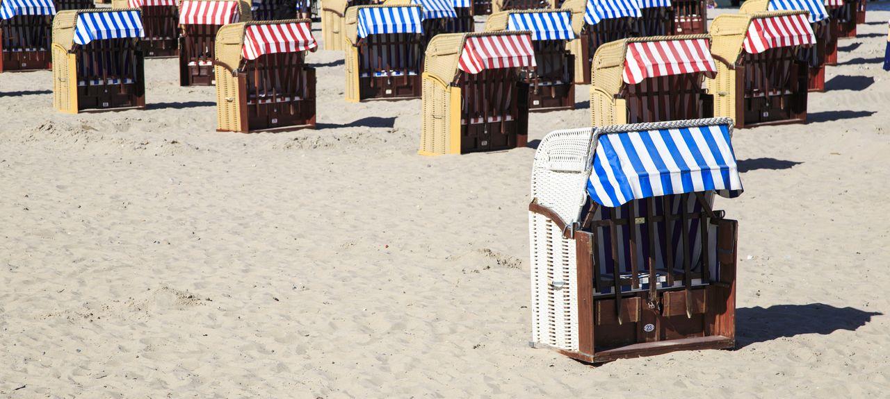 Travemünde, Lübeck, Schleswig-Holstein, Allemagne