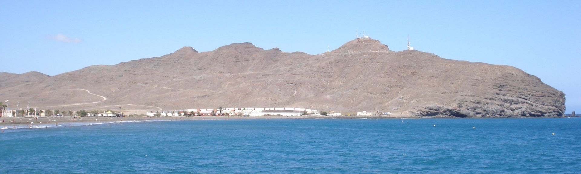 Golfbaan Fuerteventura, Canarische Eilanden, Spanje