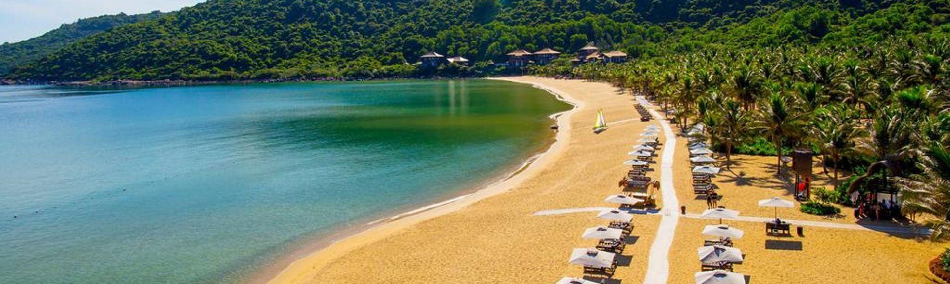 Cua Dai Beach, tp. Hoi An, Vietnam
