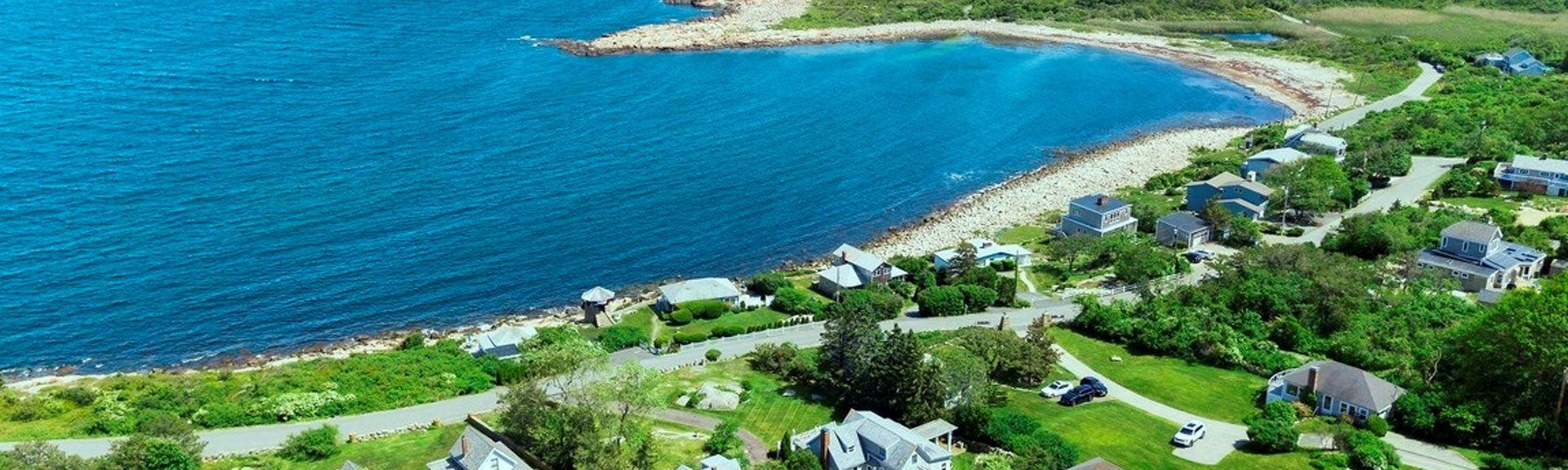 Pebble Beach, Rockport, Massachusetts, United States of America