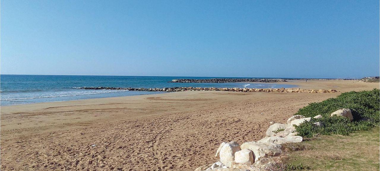 Plaja Grande, Sicile, Italie