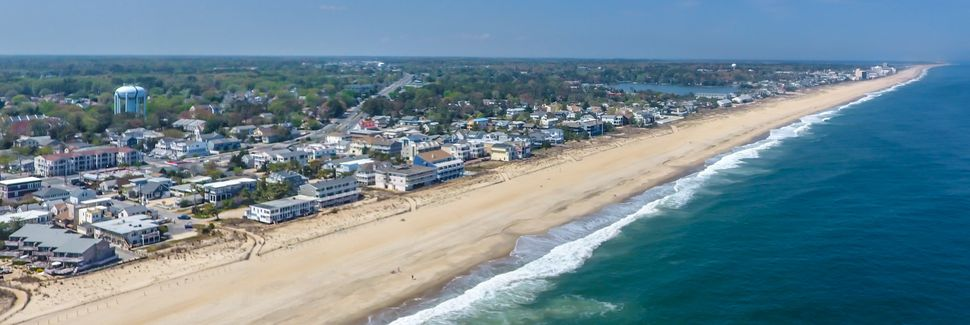 The Pines, Rehoboth Beach, Delaware, USA