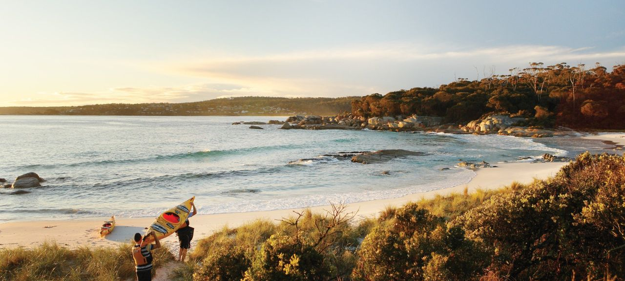 Saint Helens TAS, Australia
