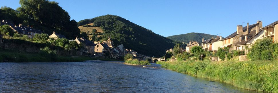 Bozouls, Occitanie, France