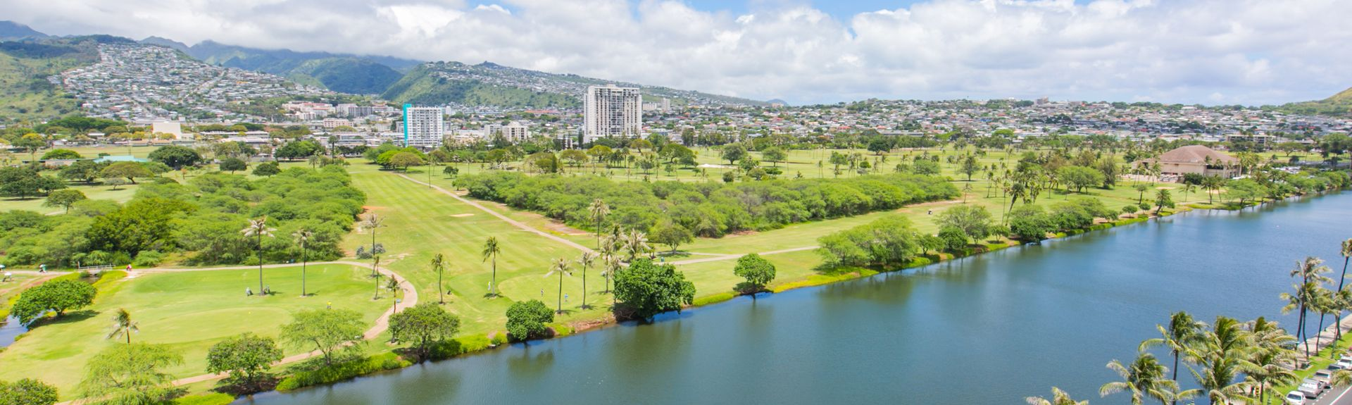Fairway Villas (Honolulu, Hawaii, United States)