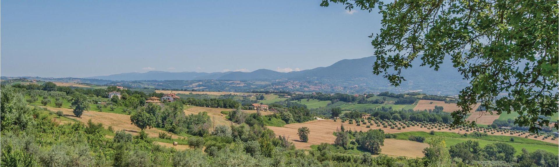 Calvi dell'Umbria, Terni, Italy