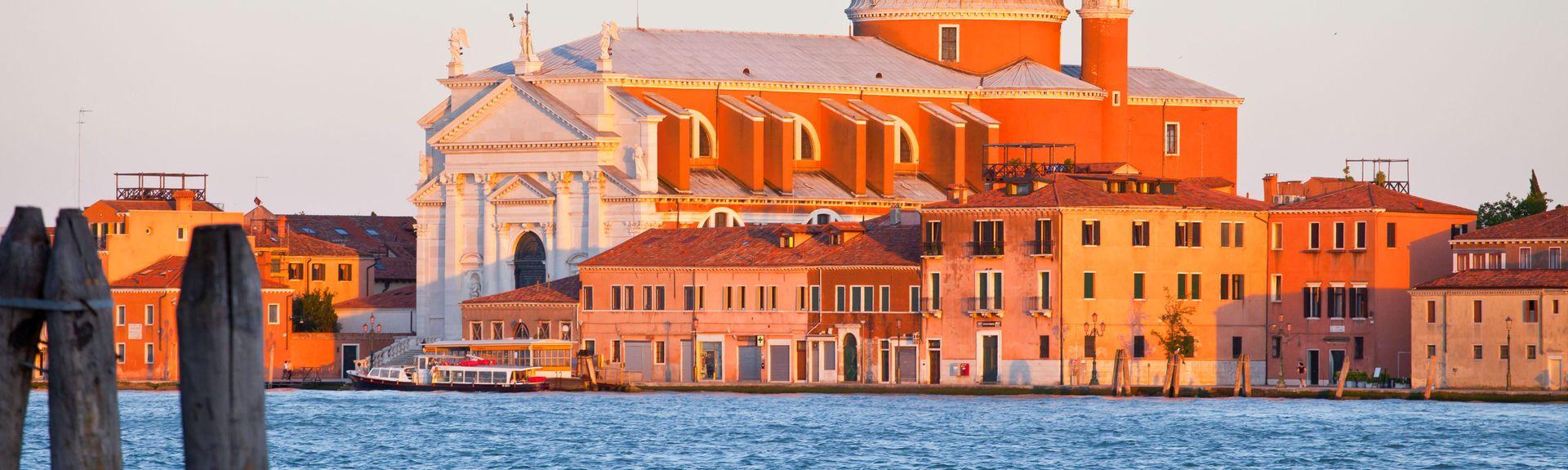 La Giudecca, Venedig, Veneto, Italien