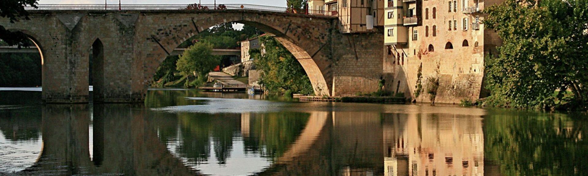 Saint-Sylvestre-sur-Lot, Lot-et-Garonne, France
