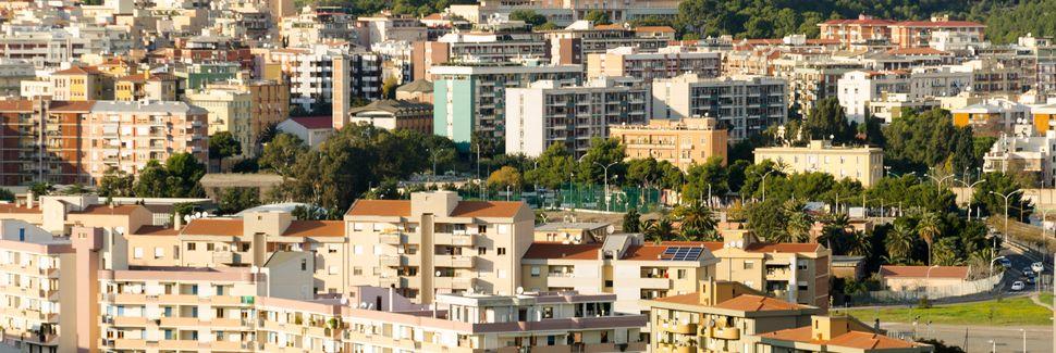 Cagliari, Cagliari, Sardenha, Itália