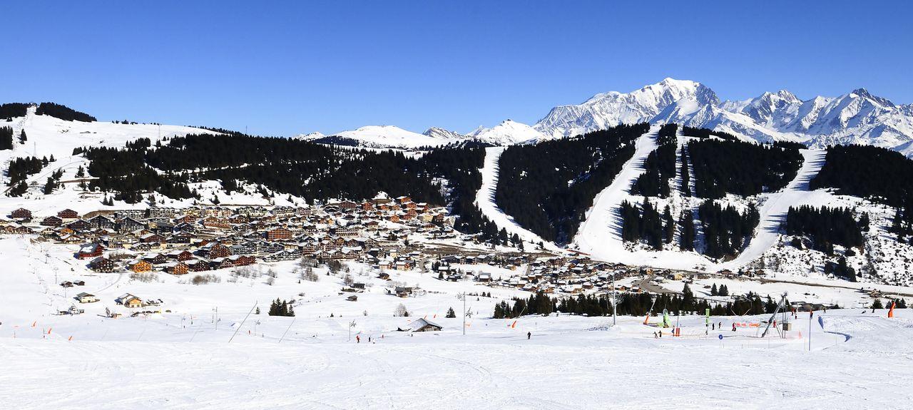 Les Saisies, Hauteluce, Auvergne-Rhône-Alpes, France