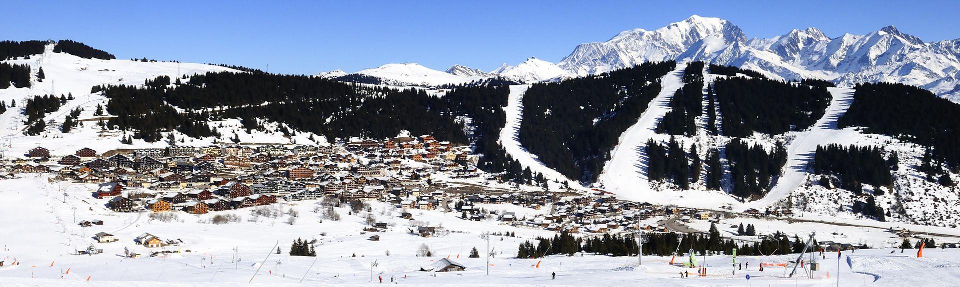 Les Saisies, Hauteluce, Auvergne-Rhône-Alpes, Ranska