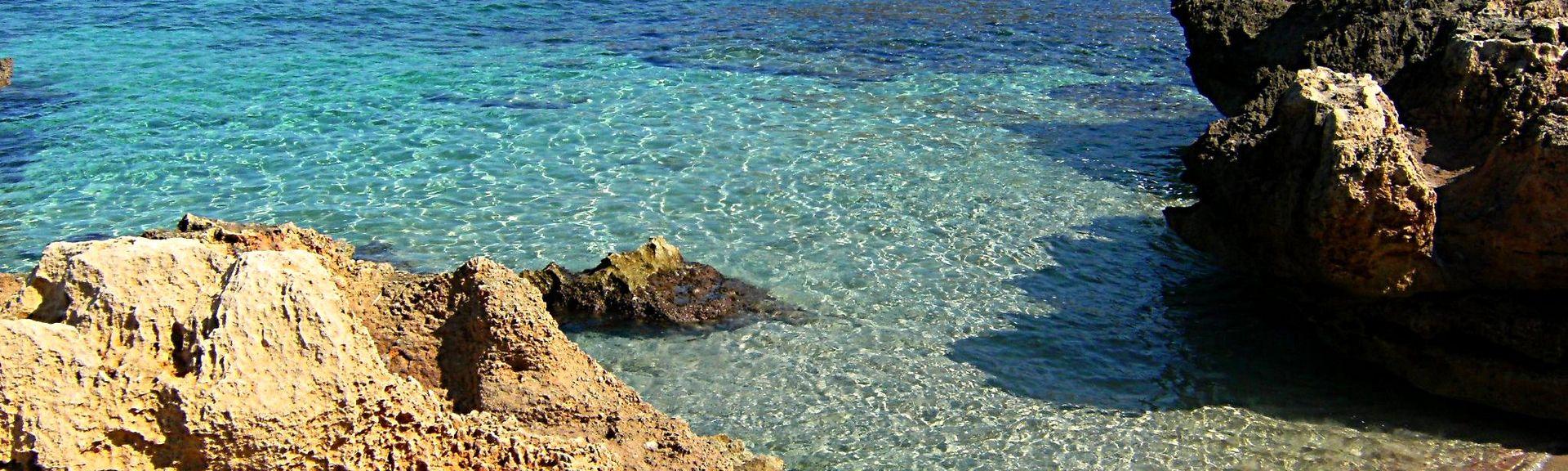 Tonnara di Bonagia, Valderice, Sicily, Italy