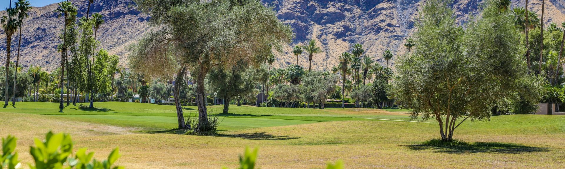 Indian Canyons Golf Resort, Palm Springs, CA, USA
