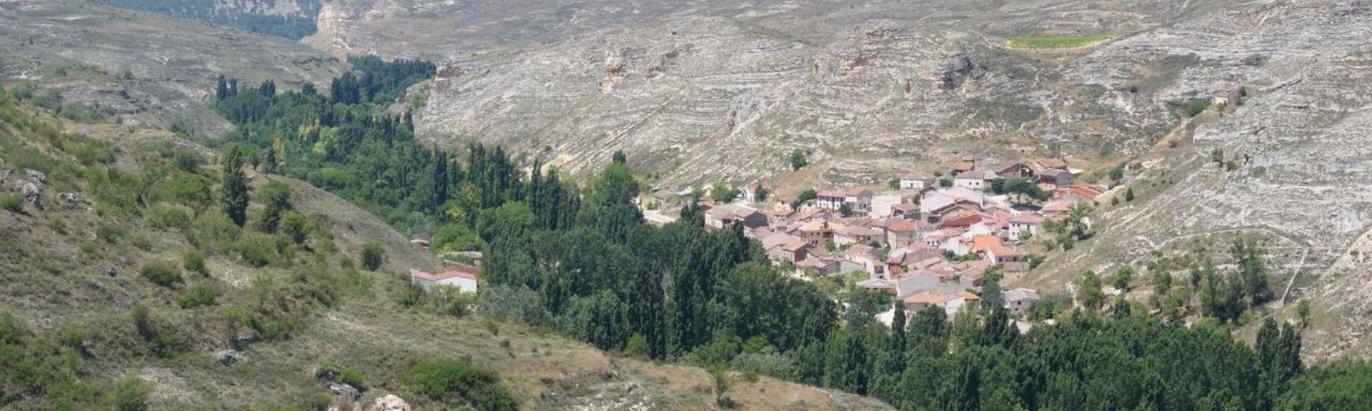 Andatura, Carrascal del Rio, Castilla y León, Spania