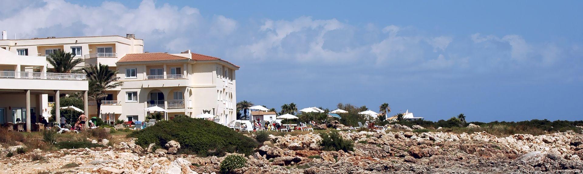 Son Bou, Alayor, Balearic Islands, Spain