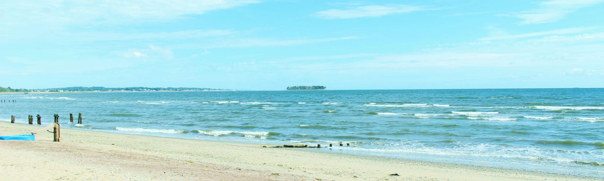 Devon / Walnut Beach, Milford, CT, USA