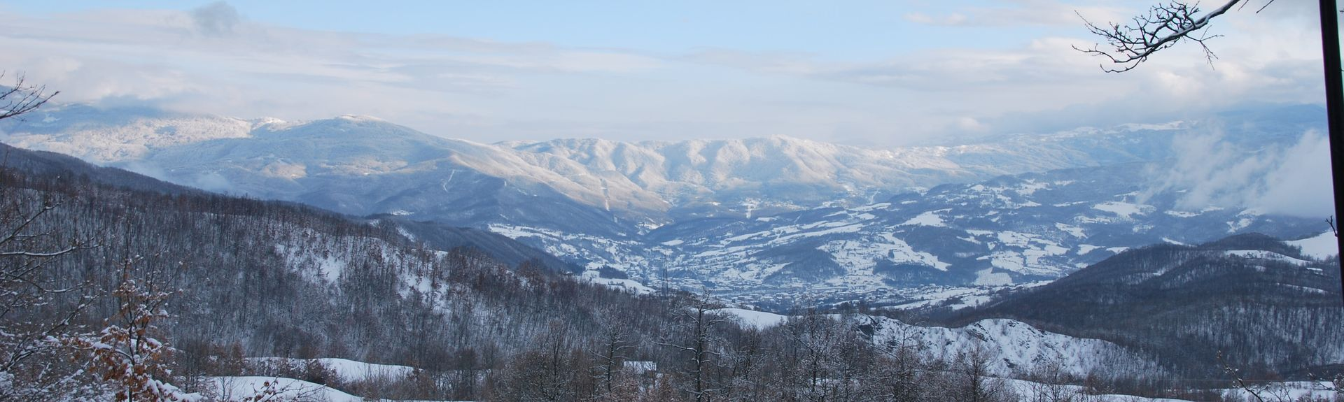 Farini, Emilia-Romagna, Italië