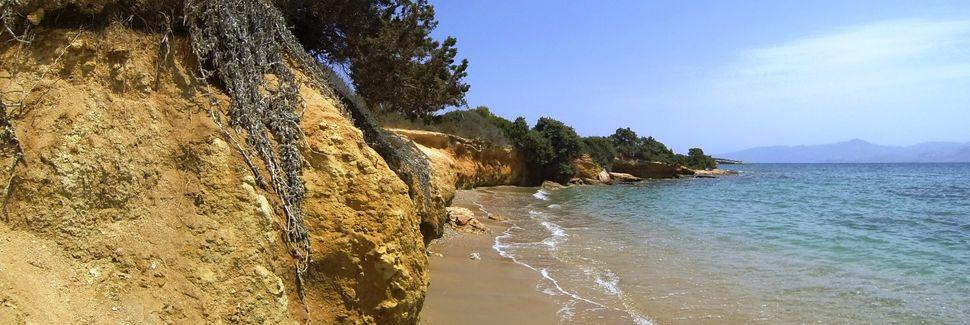 Krotiri, Ilhas Egeias, Grécia