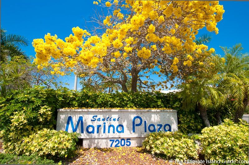 Santa Maria Harbour Resort (Fort Myers Beach, Florida, Forente Stater)