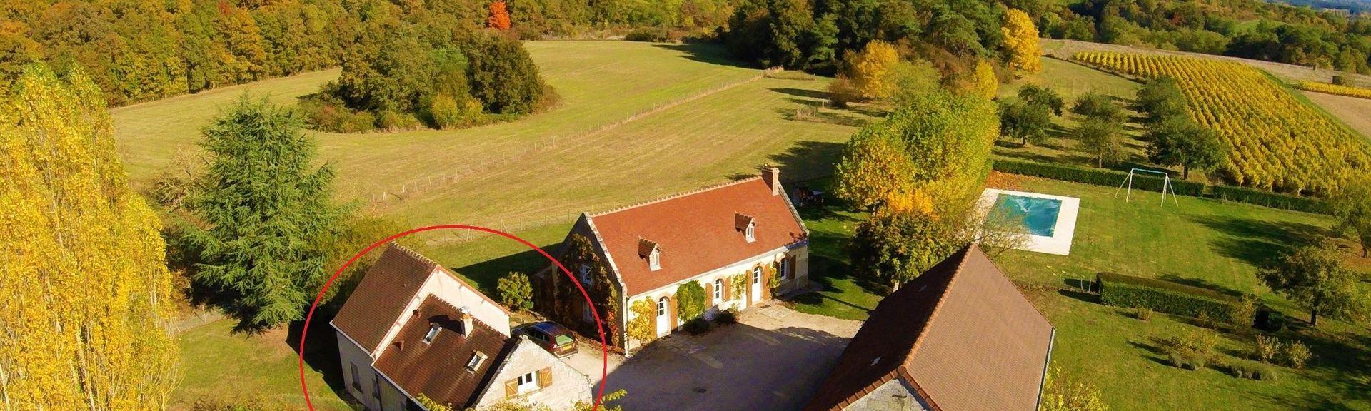Faverolles-sur-Cher, Centre-Val de Loire, France